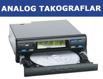 analog takograf